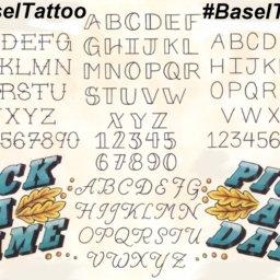 Tattoo Parlor Basel City