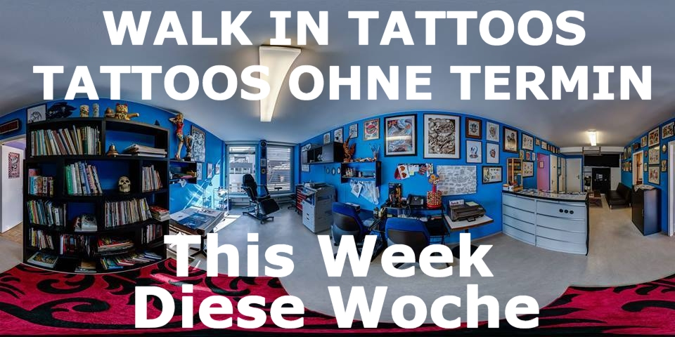 Tattoos Ohne Termin