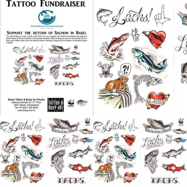 Tattoo Spendeaktion Fundraiser Basel Tattoo Body Art Studio Baseltattoo Baseltattoo