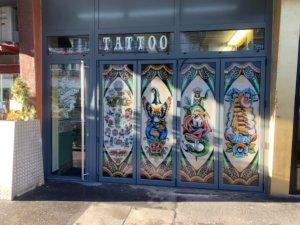 Tattoo Studio in Basel